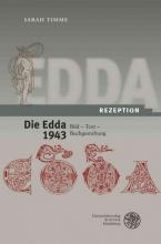 Timme, Sarah Die Edda 1943