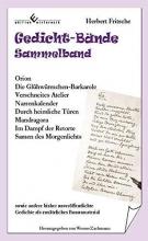 Fritsche, Herbert Gedicht-Bände - Sammelband