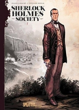 Cordurié, Sylvain Sherlock Holmes - Society 01