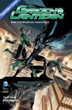 Johns,,Geoff/ Mahnke,,Doug Green Lantern Hc02. de Wraak van Black Hand (new 52)