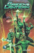 Mahnke,,Dough/ Johns,,Geoff Green Lantern Hc03. het Einde (new 52)