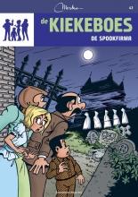 Merho De Kiekeboes 043 De Spookfirma