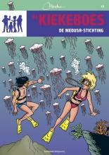 Merho De Kiekeboes De medusa-stichting 049