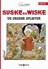 Willy  Vandersteen De groene splinter