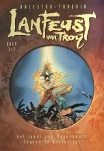 Scotch  Arleston Lanfeust van Troy  1 + 2 Het ivoor van de Magohamoth en Thanos de wellustige