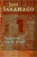 José  Saramago Opgestaan van de grond