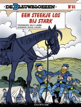 Willy,Lambil/ Cauvin,,Raoul Blauwbloezen 51