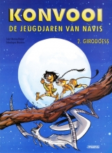 Buchet,,Philippe/ Morvan,,Jean-david Konvooi de Jeugdjaren 02