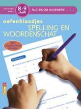 I.  Vervaet Oefenblaadjes spelling en woordenschat 8-9 jaar