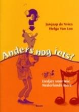 Jonas de Vries, H. van Loo Anders nog iets? NT2 liedjes