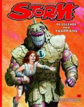 Kelvin  Gosnell Storm Deel 7 -  De legende van Yggdrasil