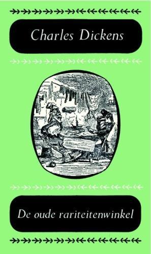 Charles Dickens,De oude rariteitenwinkel