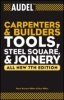 Miller, Mark Richard, Miller, Rex, AudelTM  Carpenter's and Builder's