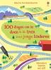 Activiteitenkaarten 100 Dingen Om Te Doen in de Trein voor Jonge Kinderen, Activiteitenkaarten