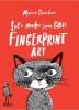 Deuchars, Marion, Let`s Make Some Great Fingerprint Art