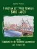 Nebel, Bernd, Christian Gottfried Heinrich Bandhauer und der Einsturz der Nienburger Saalebrücke