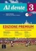 ,<b>Al Dente 3 libro dello studente + esercizi Premium . B1</b>