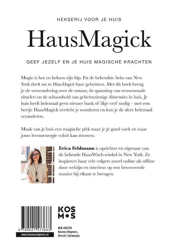 Erica Feldmann,HausMagick