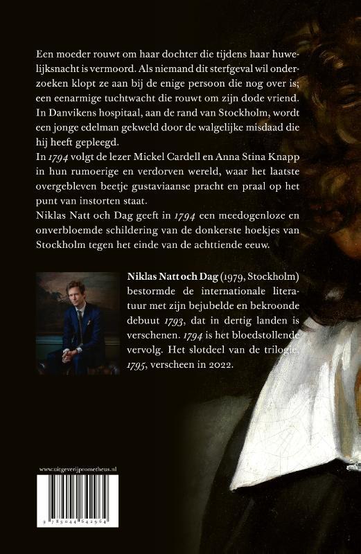 Niklas Natt och Dag,1794