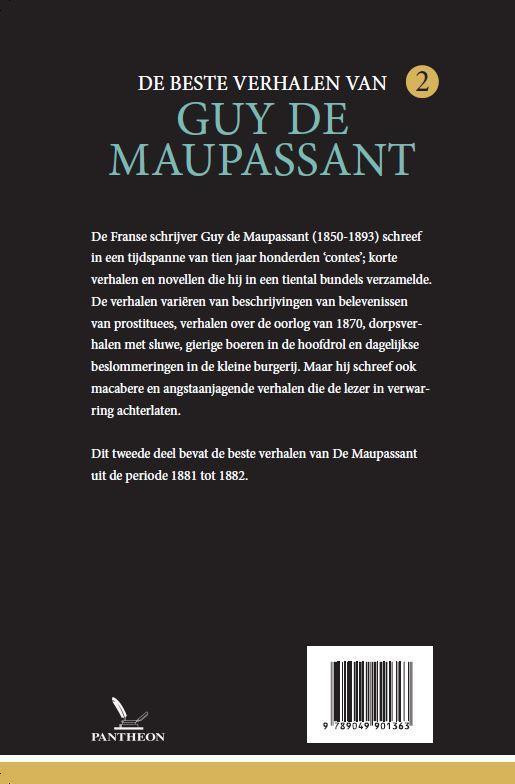 Guy de Maupassant,De beste verhalen van Guy de Maupassant 2
