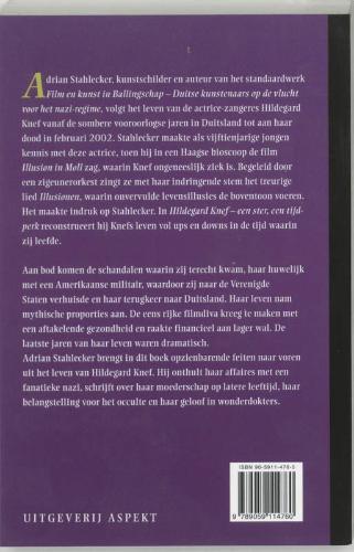 Adrian Stahlecker,Hildegard Knef