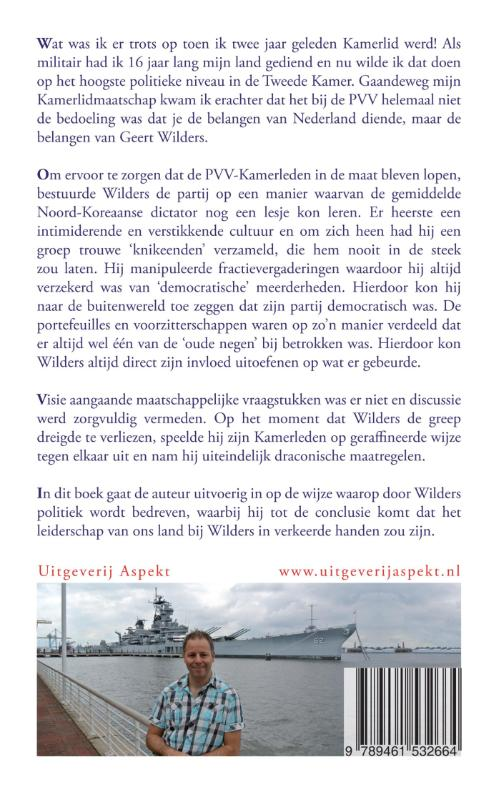 Marcial Hernandez,Geert Wilders ontmaskerd