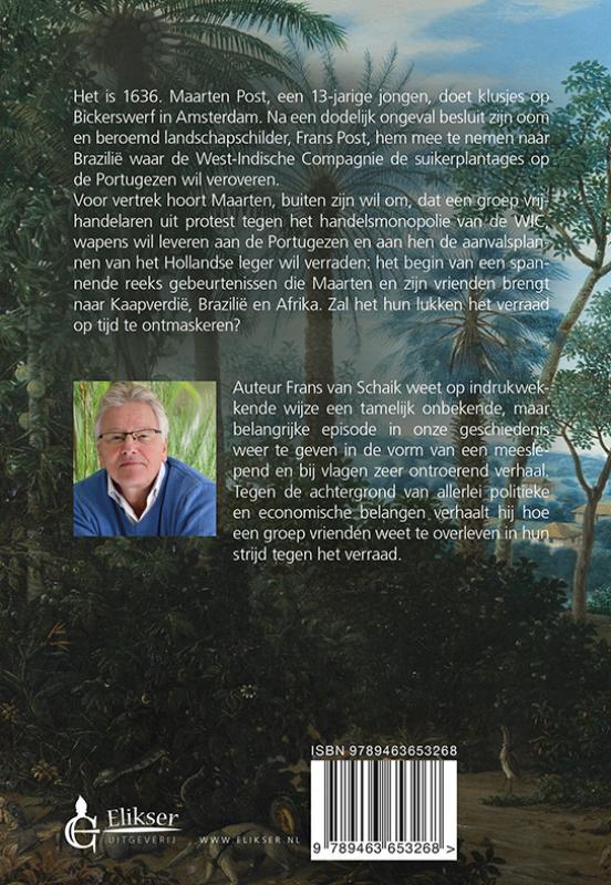 Frans van Schaik,Scheyn