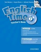 English Time 1. 2nd Edition. Teachers Book with Test Centre and Online Practice Pack