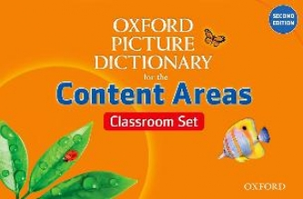 Kauffman, Dorothy,   Apple, Gary,   Kinsella, Kate,Oxford Picture Dictionary for the Content Areas Classroom Set