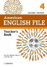 American English File 4: Teacher`s Book with Testing Program CD-ROM