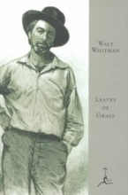 Walter Whitman Leaves of Grass