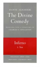 Dante, Dante The Divine Comedy, I. Inferno, Vol. I. Part 1 - Text