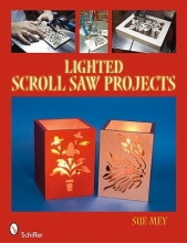 Sue Mey Lighted Scroll Saw Projects