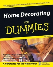 McMillan, Katharine Kaye Home Decorating For Dummies