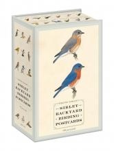 Sibley, David Sibley Backyard Birding Postcards