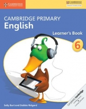 Neher, Beth Cambridge Primary English Stage 6 Learner`s Book