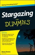 Steve Owens Stargazing For Dummies