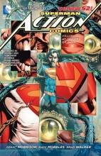 Morrison, Grant,   Fisch, Sholly Superman Action Comics 3