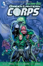Tomasi, Peter J.,   Johns, Geoff Green Lantern Corps 3