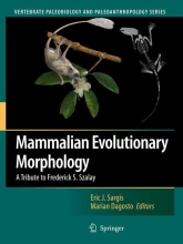 Mammalian Evolutionary Morphology