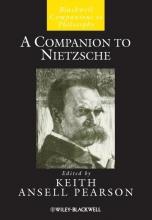 Ansell Pearson A Companion to Nietzsche