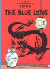 Herge Blue Lotus