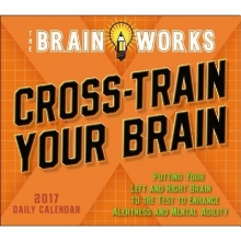 Cross-Train Your Brain 2017 Calendar