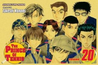 Konomi, Takeshi The Prince of Tennis 20