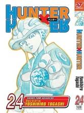 Togashi, Yoshihiro Hunter x Hunter 24