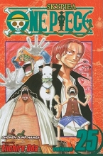 Oda, Eiichiro One Piece, Volume 25