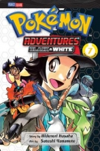 Kusaka, Hidenori Pokmon Adventures: Black & White 7