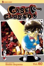 Aoyama, Gosho Case Closed 60