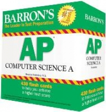 Teukolsky, Roselyn Barron`s AP Computer Science A Flash Cards
