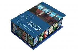, Studio Ghibli: 100 Collectible Postcards